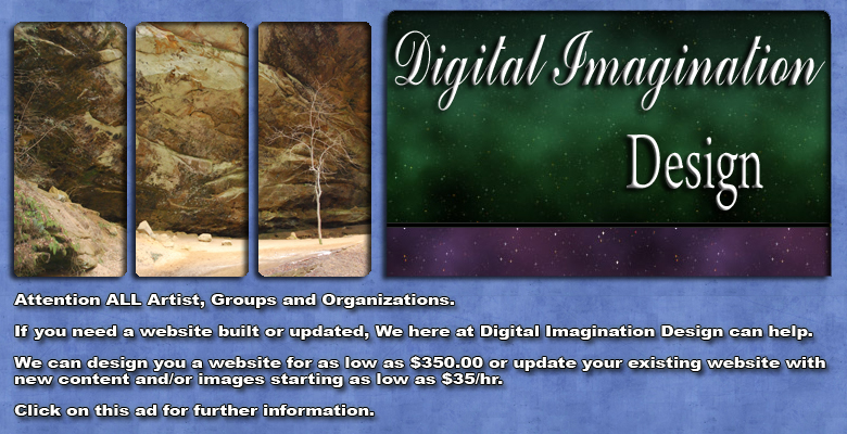 Digital Imagination Design Ad
